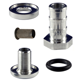 13mm Self Sealing Fitting (SST13K)