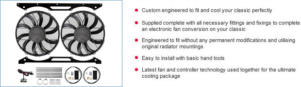 Retrofit Cooling Kits